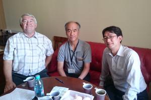 Обсуждение вопросов развития российско-японского сотрудничества